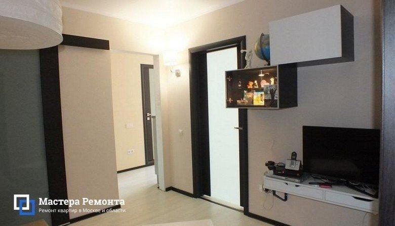 Отделка однокомнатной квартиры: примеры вариантов