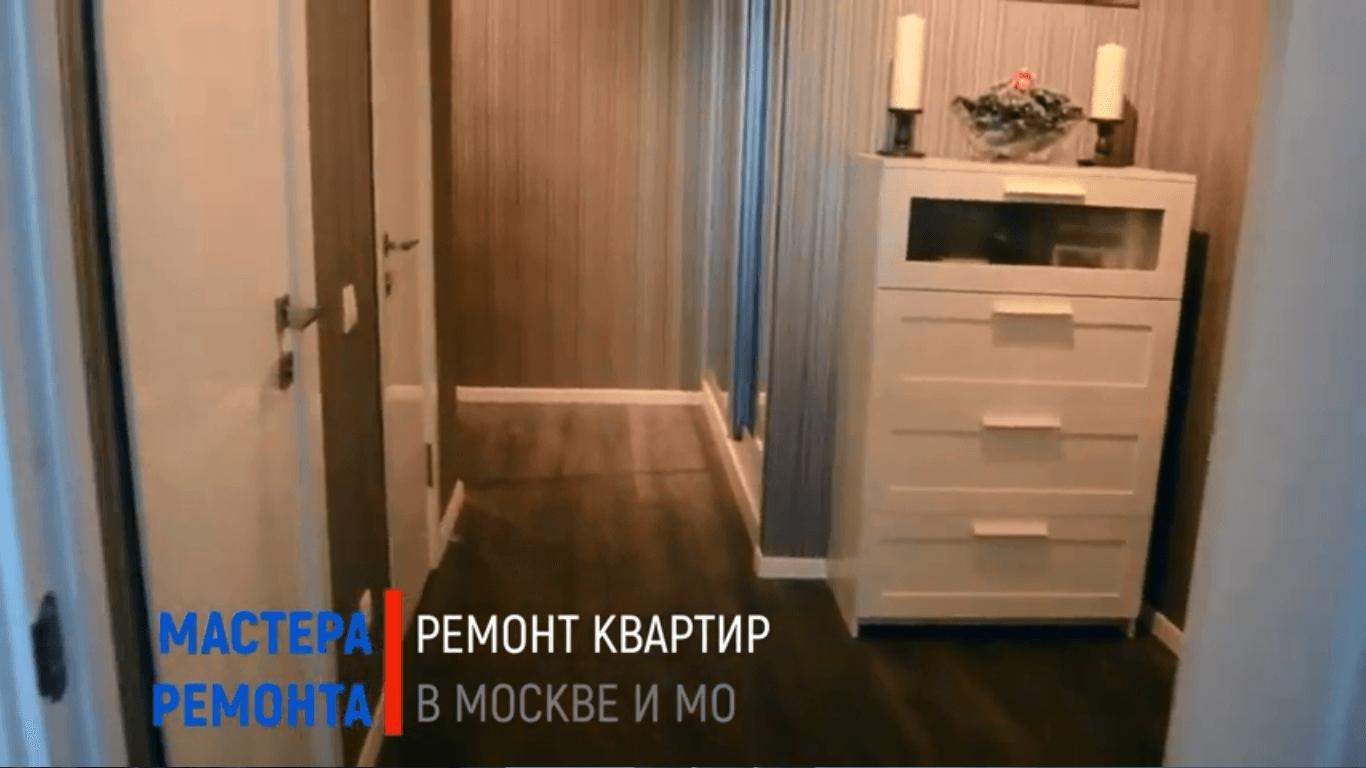 Ремонт кухни и коридора, г. Москва