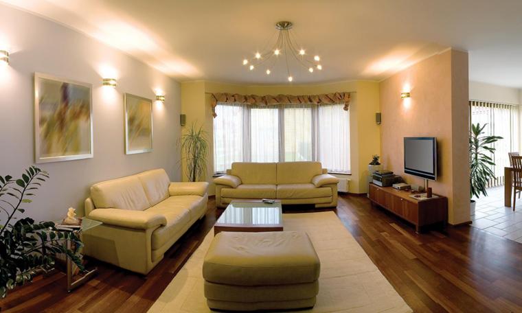 Фото квартиры с хорошим ремонтом