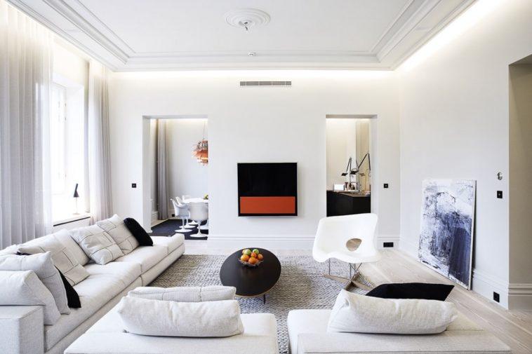 Как сделать в квартире современный ремонт