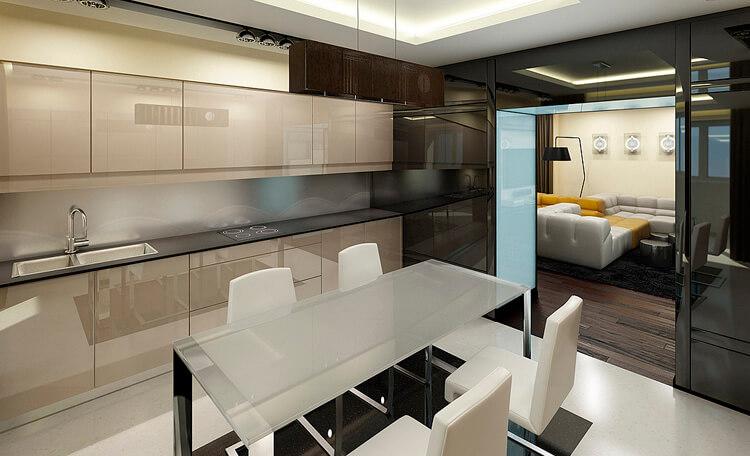 Готовые проекты по ремонту квартир