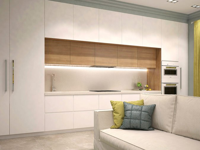 Дизайн таунхауса 179 кв. м в скандинавском стиле
