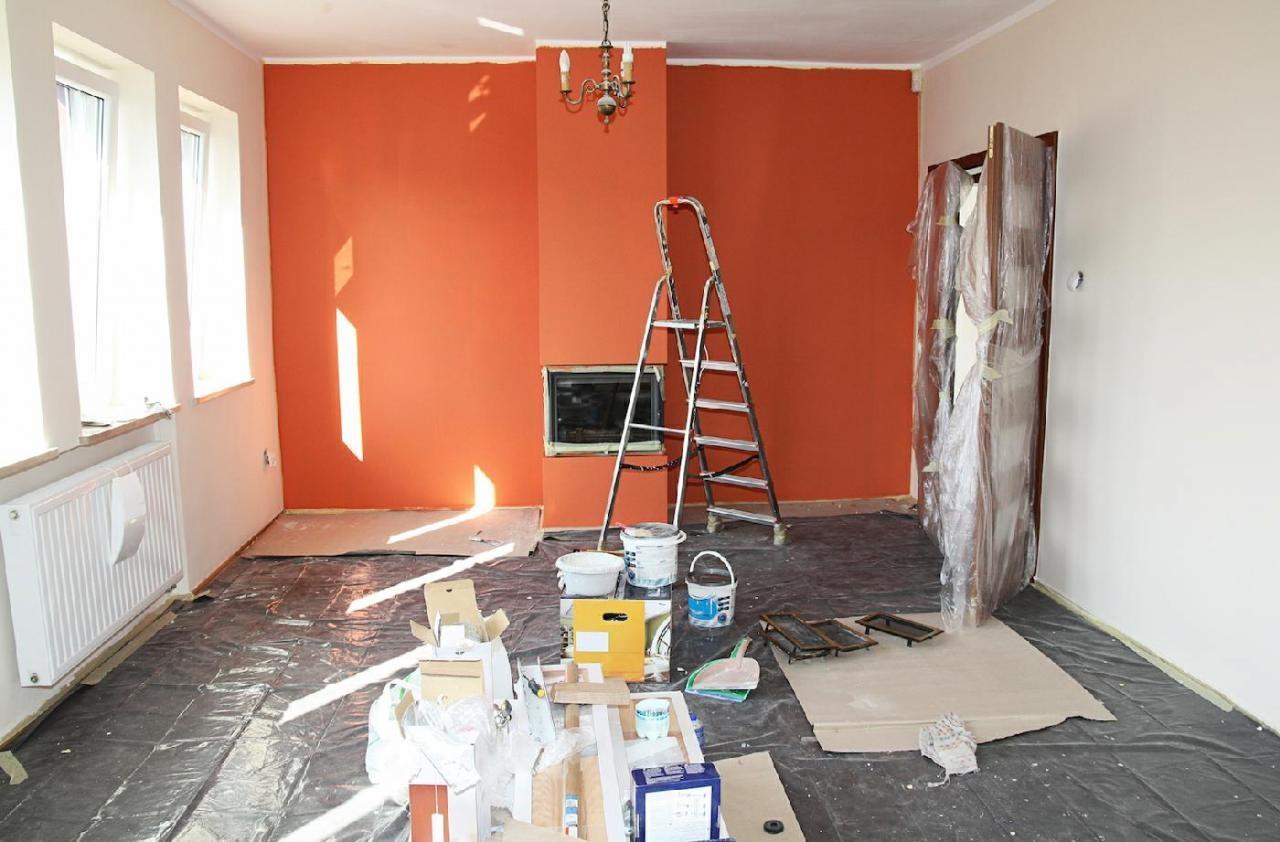 Ремонтные работы квартир с фото