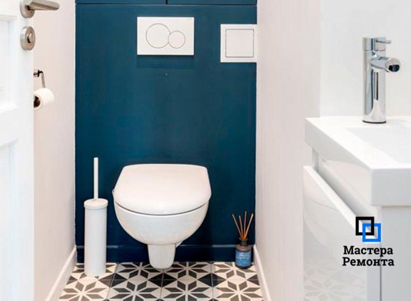 Варианты ремонта туалета в квартире
