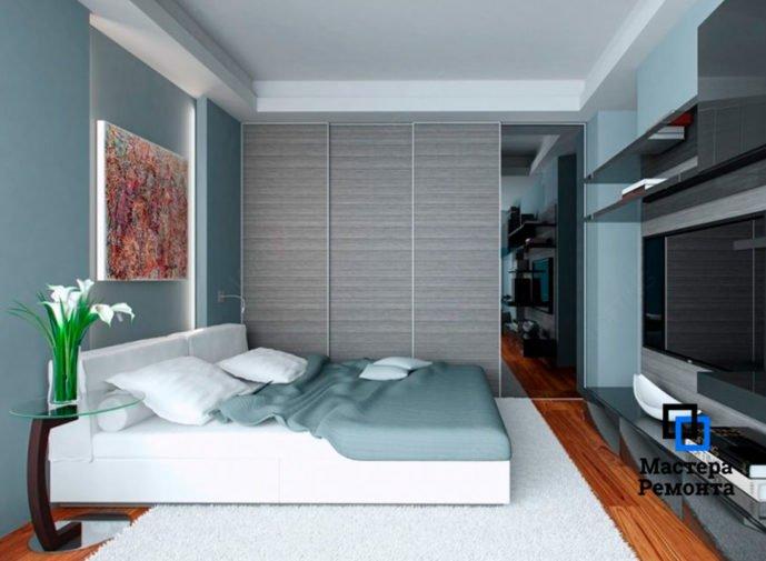 Идеи работ в 2-х комнатной и однокомнатной квартиры в хрущевке