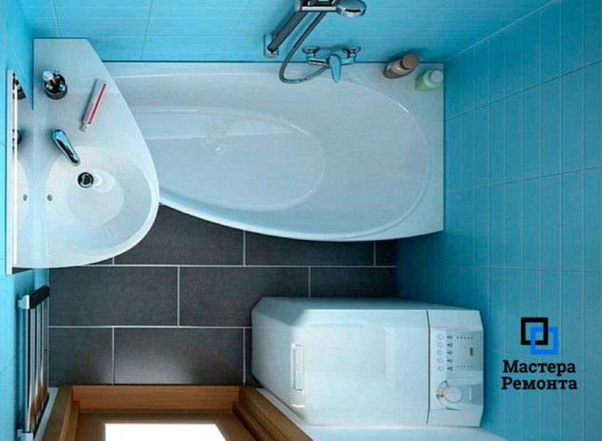 С чего начать ремонт в ванной с нуля