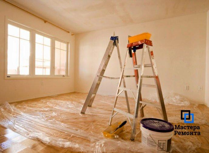Сколько стоит ремонт квартиры с нуля в Москве