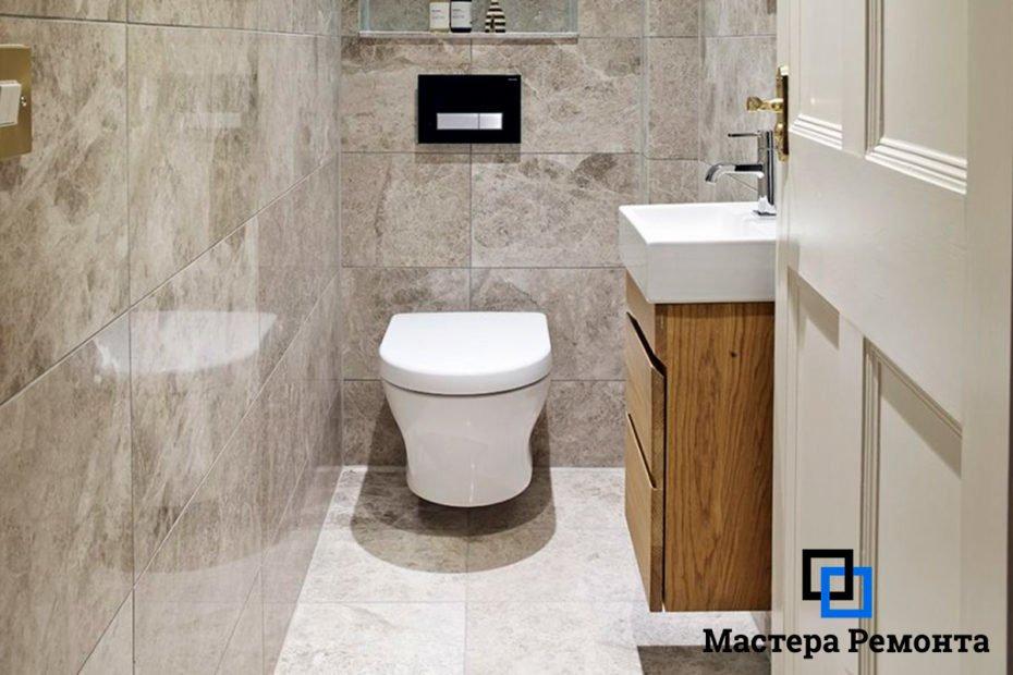 Варианты ремонта в ванной комнате