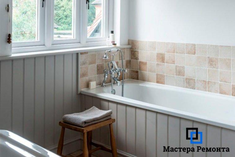 Как сделать дешевый ремонт в ванной