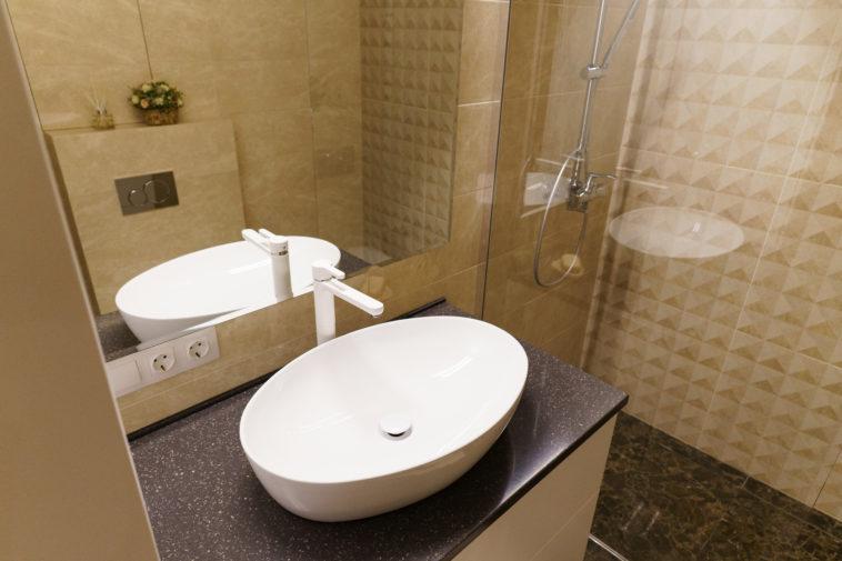 Сколько по времени делается ремонт в ванной
