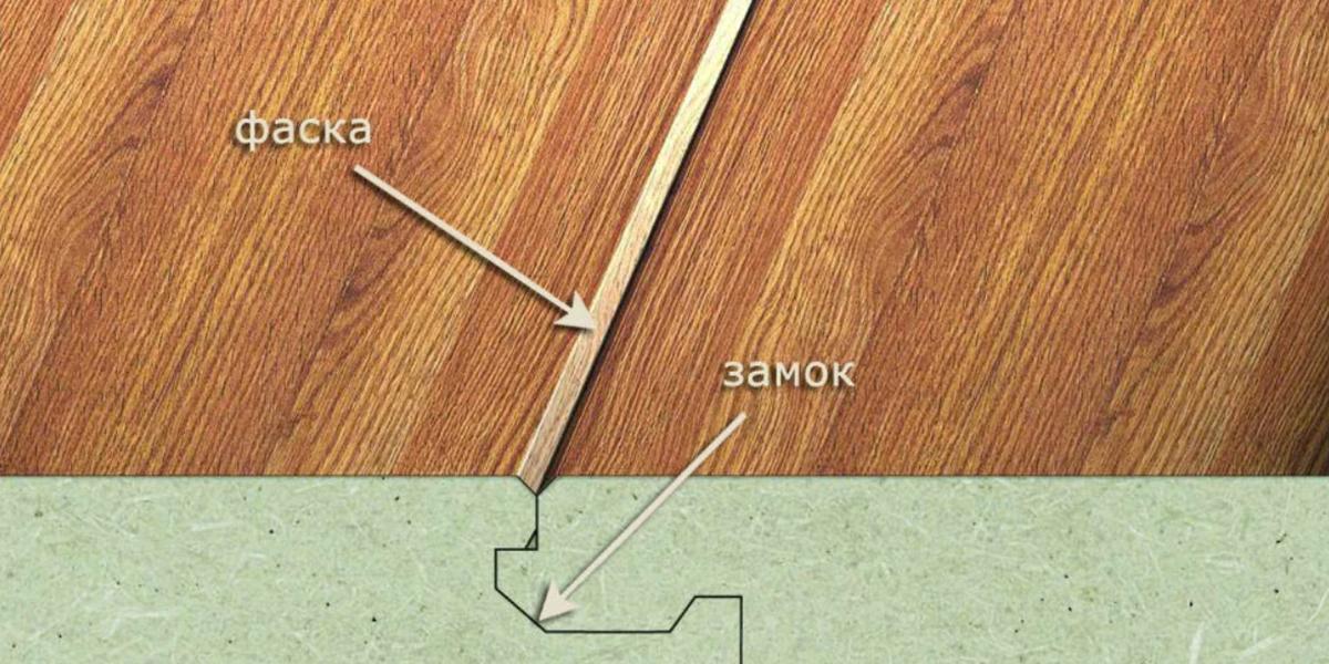 С фаской или без фаски: какой ламинат выбрать?