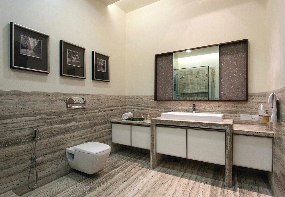 Ламинат для ванной комнаты какой выбрать и как уложить?
